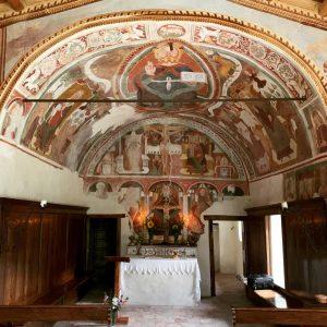 Chiesa di Bretto - Val brembana