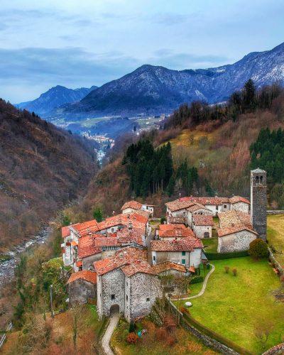 Il Borgo - Cornello dei Tasso