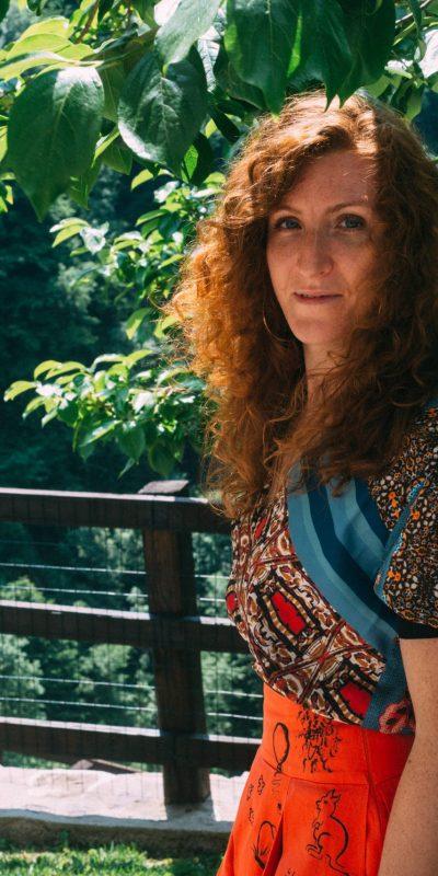 Erika Locatelli e la Tana del Tasso